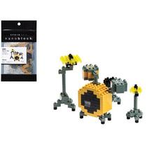 Batería Nanoblock, Figura De Bloques Armables