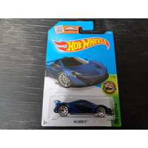 Hot Wheels 2016 Mclaren P1 Exotics