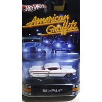Hot Wheels Retro Entertaiment American Graffiti