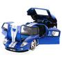 Jada Ford Gt Escala 1/24 Rapido Y Furioso Fast & Furious