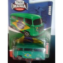Taximania Brasil Volkswagen Combi