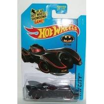 2015 Hot Wheels Hw Ciudad Batmobile - Serie De Batman