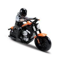 Maisto R / C Harley Davidson Xl 1200n Nightster Con Jinete R