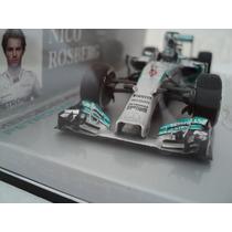 Fórmula 1 Mercedes Amg Petronas W05 Nico Rosberg