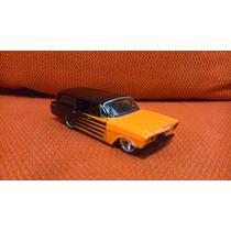 Maisto Pro Rodz Chevrolet Biscayne Guayín 1962 Sin Parrilla