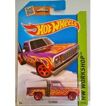 78 Dodge- Hot Wheels - 215/255 - Camioneta