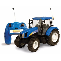 Tractor New Holland A Control Remoto