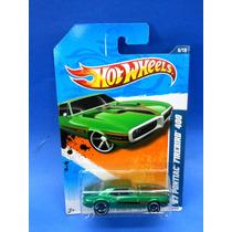 2011 Hot Wheels Street Beasts 11 67 Pontiac Firebird 400 Ver