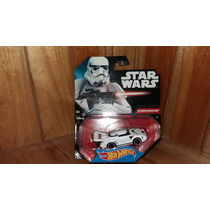 Hot Wheels Star Wars Stormtrooper Guerra De Las Galaxias