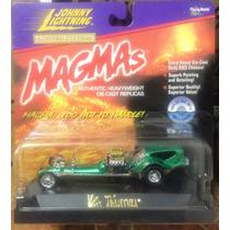 Johnny Lightning Magmas 1:43 Edición Especial