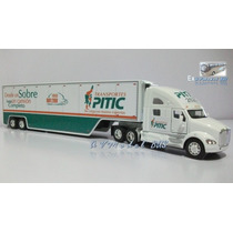 Trailer Kenworht T700 Transportes Pitic Escala 1/68