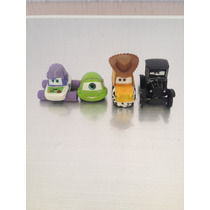 Hot Wheels Cars Toy Stori Monster Inc Pack Completo