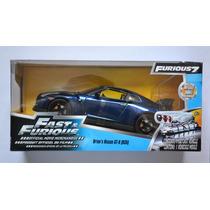 Brian´s Nissan G-tr R35 Rápido Y Furioso Fast & Furious