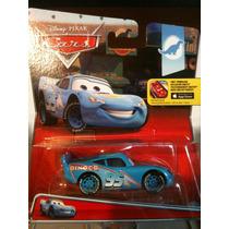 Rayo Mcqueen Dinoco Disney Pixar Cars Nuevo