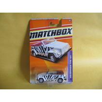Matchbox Volkswagen Type 181 Safari 2010