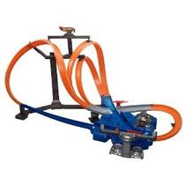 Hot Wheels Pista Triple Twister Track Set