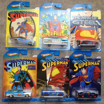 Hot Wheels Set Superman Exclusivo De Kroger