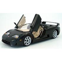 Dauer Bugatti Eb110 Maisto Nuevo, Auto Coleccion Escala 1/18