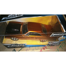 Carro Rapido Y Furioso Plymouth Road Runner Cobre Lyly Toys