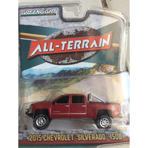 Greenlight All Terrain 2015 Chevrolet Silverado 1500