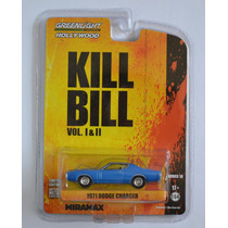 1971 Dodge Charger Kill Bill Serie Hollywood Greenlight