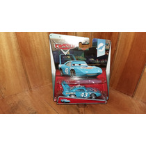 Cars Dinoco Alias El Rey Disney Pixar 2015 Mattel 1/55
