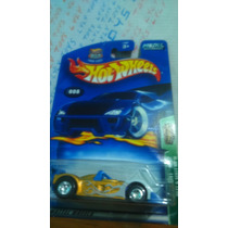 Hot Wheels Treasure Hunt 2003 Llanta De Goma Riley &scott Mk