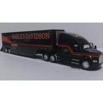 Trairler Kemworth T700 Harley Davidson Esc. 1:68