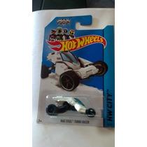 Hotwheels Max Steel Turbo Racer De Coleccion Ganalos Lbf