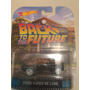 Hot Wheels De Coleccion Retro Volver Al Futuro 3 Ford Super