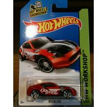 Nissan 370z Hot Wheels Nuevo