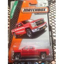 Matchbox 14 Chevy Silverado 1500 29/120