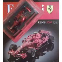 Ferrari Collection Panini 34 F2008 Felipe Massa