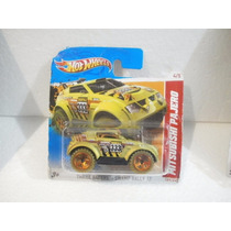 Hot Wheels Mitsubishi Pajero Verde 189/247 2011 Tc