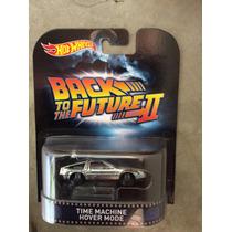 Hot Wheels Retro Back To The Future Ii Delorean