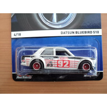 Hot Wheels Real Riders Datsun Bluebird 510 Heritage 2015