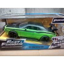 Dodge Challenger Srt8 Rapidos Y Furiosos 1:24 Jada Toys