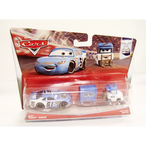 Disney Pixar Cars Ruby Easy Oaks Y Easy Idle Pitty