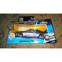 Carro De Rapido Y Furioso Nissan Skyline R34 Gris Lyly Toys