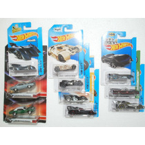 Lote 62 Carritos Hot Wheels Batmobile Ferrari Lamborghini Vw
