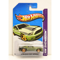 10 Ford Shelby Gt 500 Supersnake Superized Hot Wheels