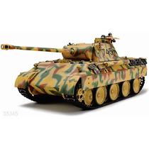 Tanque Tamiya Panther Ausf.d 1/35 Armar Pintar Alto Detalle