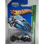 Moto Max Steel Hot Wheels 2013 Batimovil Batman Batmobile