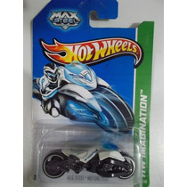 Moto Max Steel Hot Wheels 2013 Batimovil Batman Batmobile