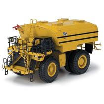 Camión Cisterna Caterpillar Mwt30 Esc. 1/50 Norscot Nuevo!