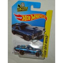Hot Wheels Treasure Hunt Regular Custom 71 El Camino 2014