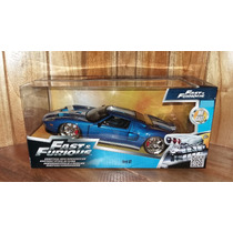 Rapido Y Furioso Jada Toys Ford Gt Fast And Furious 1/24