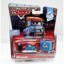Disney Pixar Cars Luke Pettlework Dinoco