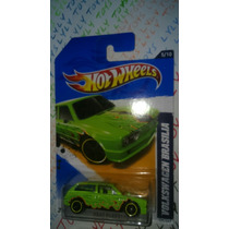 Hot Wheels Volkswagen Brasilia Edition Heat Fleet Lyly Toys