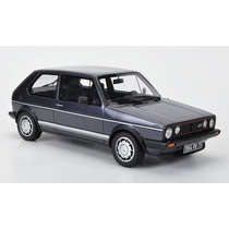 Vw Caribe Golf Gti Mk1 1800 Plus Modelo Escala Otto 1/18